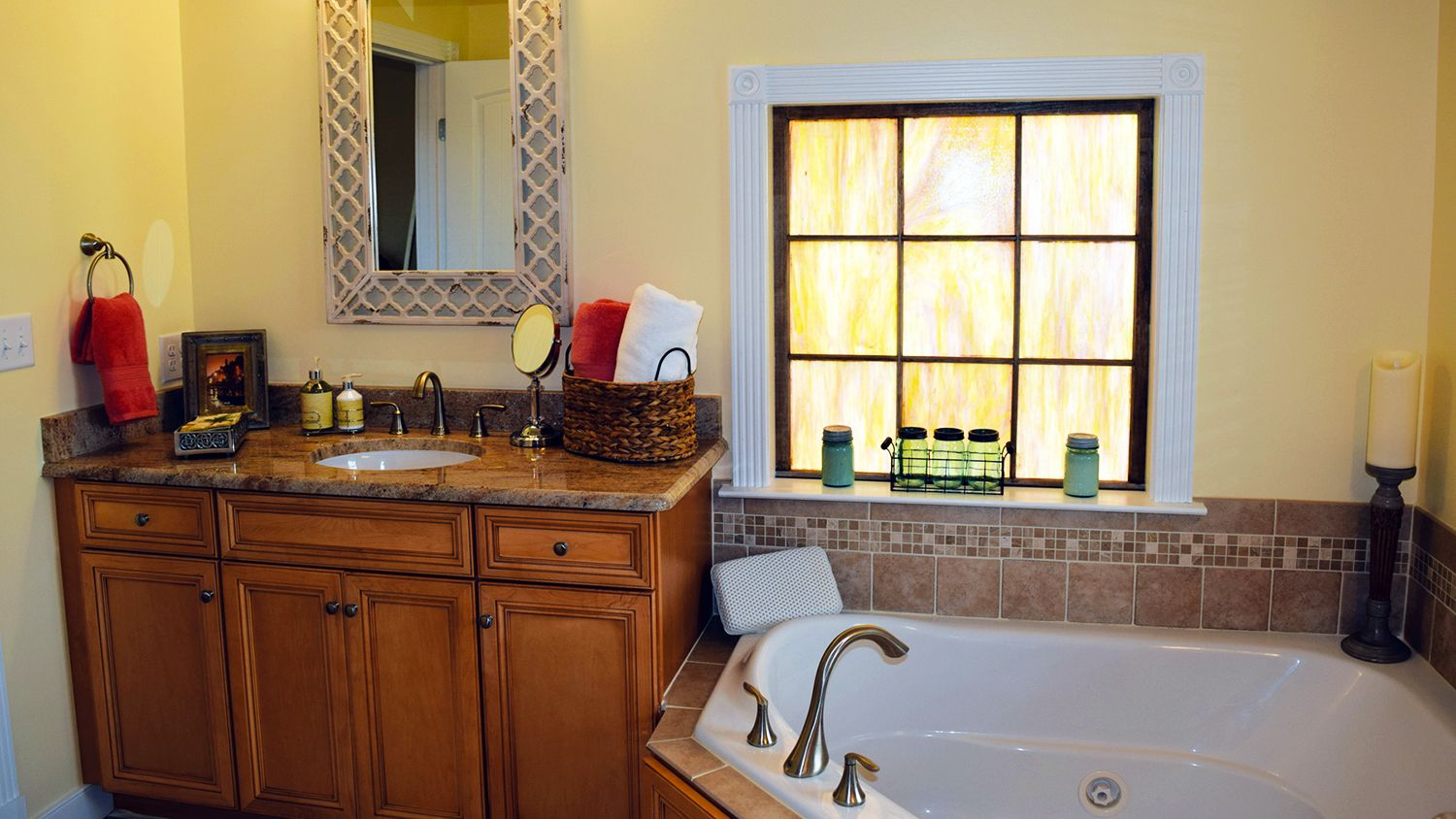 Blanton Cottage Master Bath