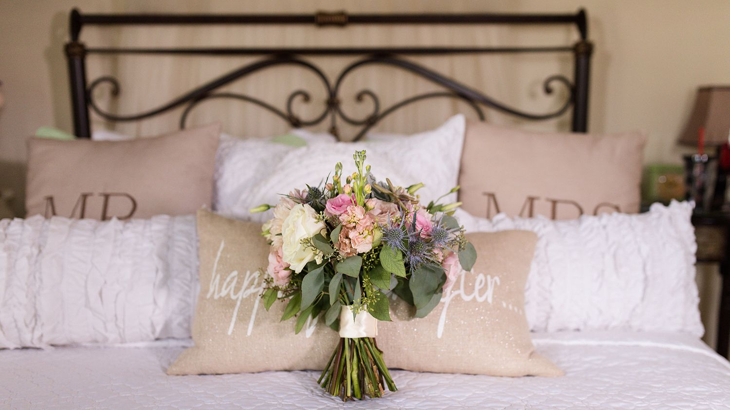 Bridal Suite in the Farmhouse